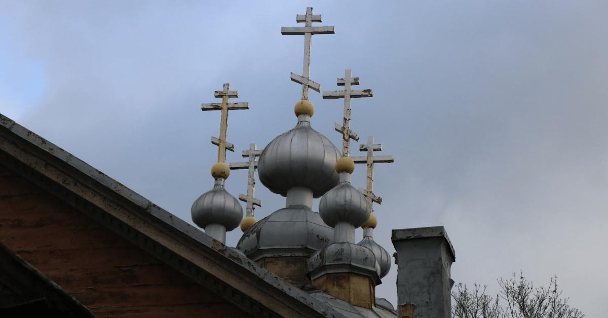 Ekskursija pa Maskavas forštati. Reliģiju vēsture