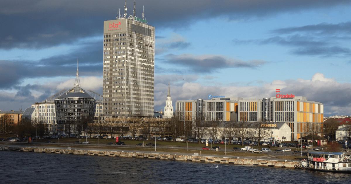 Ekskursija pa Rīgas Citadeli
