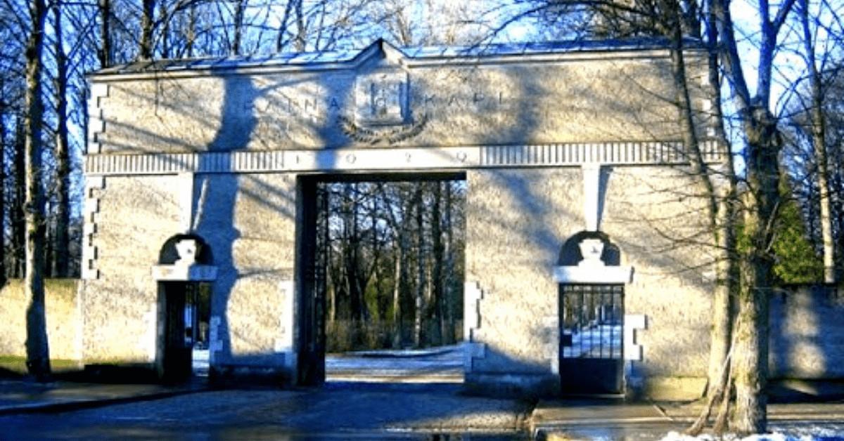 Ekskursija Raiņa kapos. Stāsts par izcilām personībām