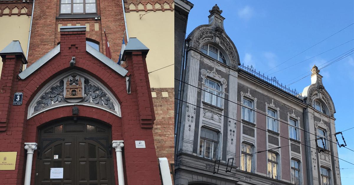 Ekskursija pa Tallinas ielu