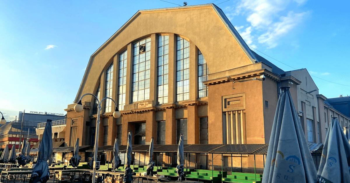 Rīgas Ekskursijas bilde no Rīgas Centrāltirgus