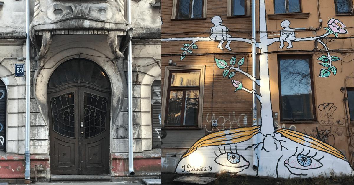 Ekskursija Tallinas ielā. Interesanti stāstistāsti