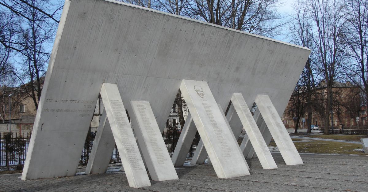 Ekskursija par Rīgas ebreju vēsturi
