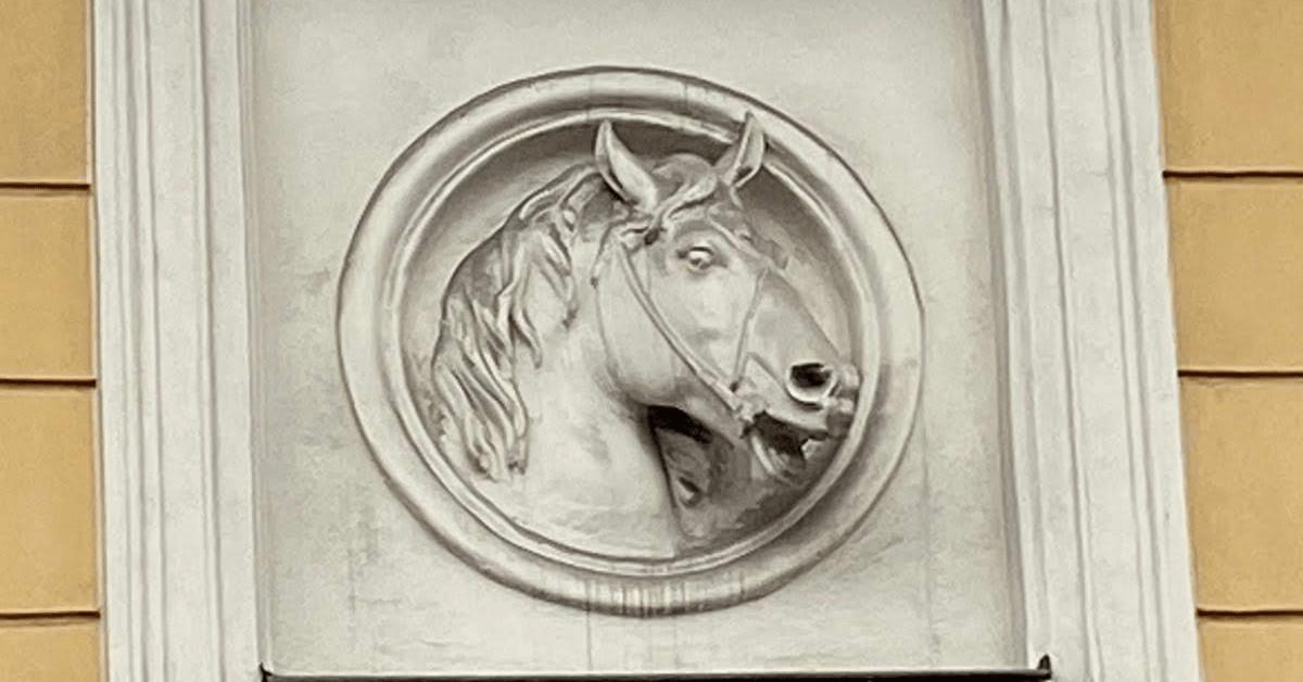 Ekskursija Vecrīgas Ķīniešu horoskops. Zirgs