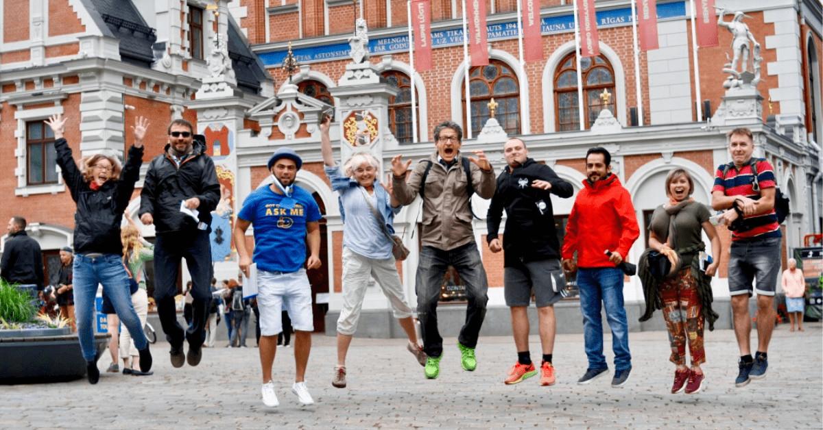 Ekskursijas Rīgā